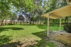Backyard Porch