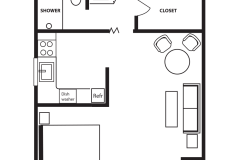Woodvine-Unit-124-floor-plan